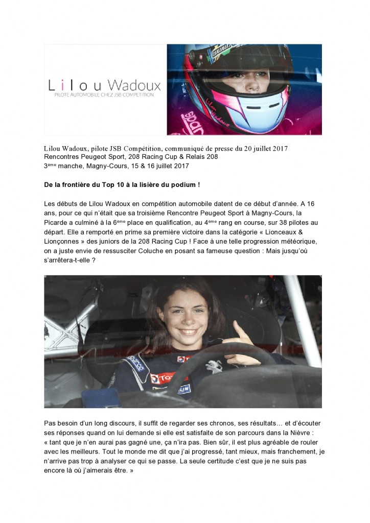 2 - Lilou Wadoux Magny-Cours 208 Racing Cup 2017-page0001