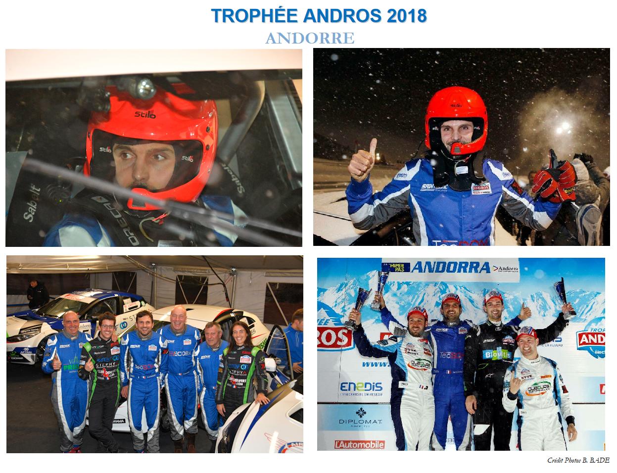 Trophée Andros 2018 Andorre 2